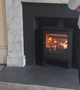 Main fire